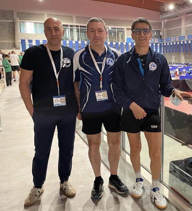 Veterani, si ferma ai playoff il sogno promozione in Serie A2 del Rutigliano e dell'Otranto. Buone prove degli atleti impegnati nei singoli