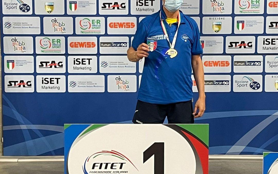 Conclusi i campionati italiani di Riccione: Vittorio Morizio conquista il titolo di campione nazionale nella 6^ categoria. Tutti i risultati degli atleti pugliesi
